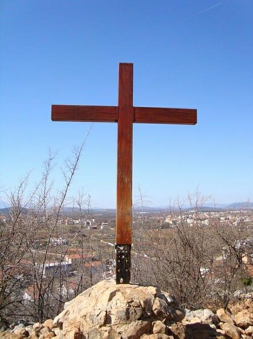 Cruz de Medjugorge