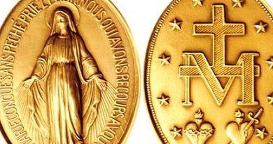 Novena Perpetua a la Virgen de la Medalla Milagrosa