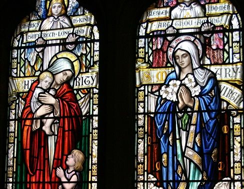 Mensaje de la Virgen y Jesús revelado del día 07 de Julio de 2013