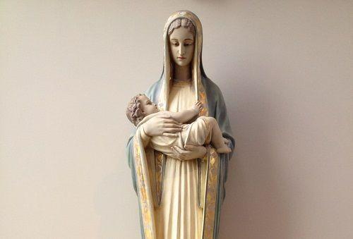 Mensaje enviado por la Virgen María el día 03-05-2013