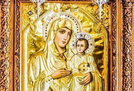 Mensaje revelado por la Inmaculada el 15 de mayo de 2013