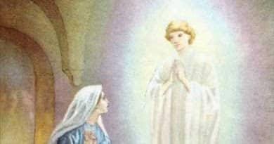 Oración de ofrecimiento a nuestro Señor