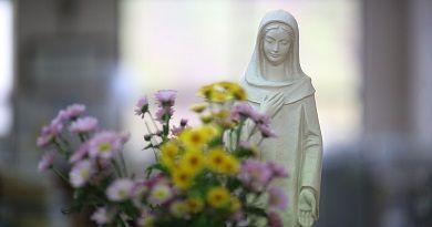 Mensaje de la Virgen del día 03 de Junio de 2012