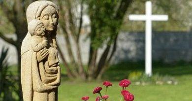 Mensaje de la Virgen del día 05 de Diciembre de 2010