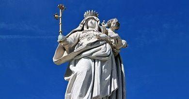 Mensaje de la Virgen del día 06 de Noviembre de 2012