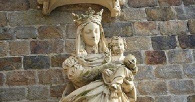 Mensaje de La Virgen del día 07 de Febrero de 2012