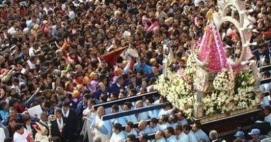 Mensaje de la Virgen del día 18 de Agosto de 2010