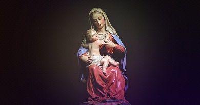 Mensaje de La Virgen del día 23 de Diciembre de 2009 – Navidad