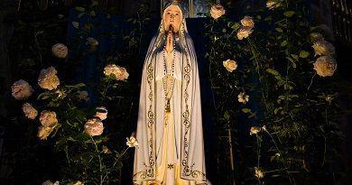 Mensaje de la Virgen del día 25 de Julio de 2012