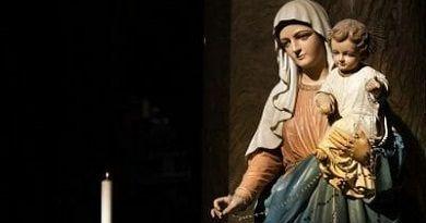 Mensaje de la Virgen del día 27 de Noviembre de 2010