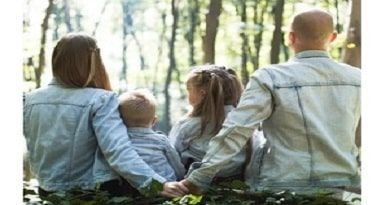 Oración para consagrar a la familia