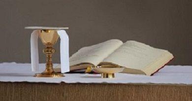 Adoración al Señor Sacramentado