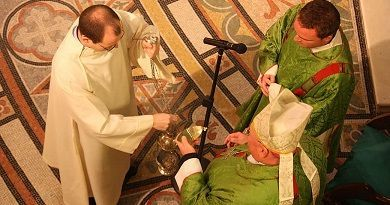 ¿Sabes lo que sucede durante la celebración de la misa?