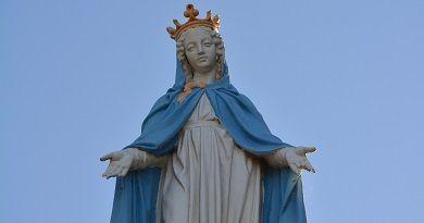 La Virgen y la Conversión de musulmanes