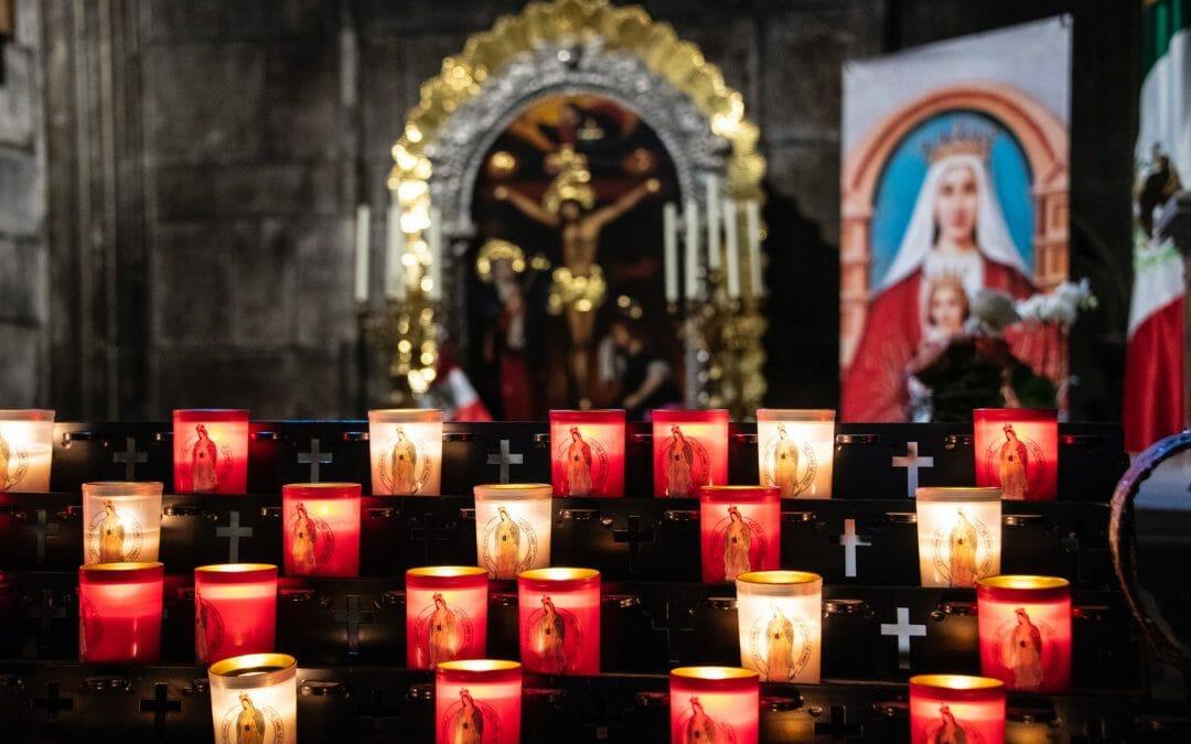 Mensaje de La Virgen del día 04 de Agosto de 2010