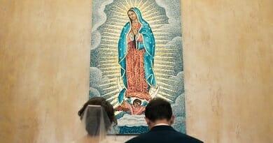 Las 35 apariciones de la Virgen María